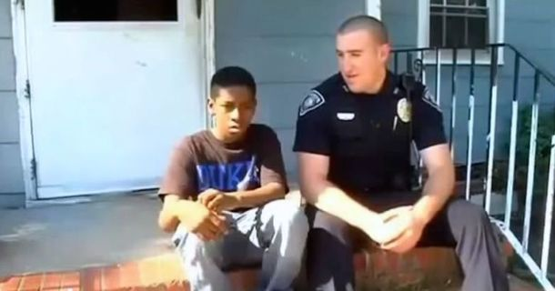 When This Kid Called The Cops On His Mom, He Probably Didn't Guess This Would Happen